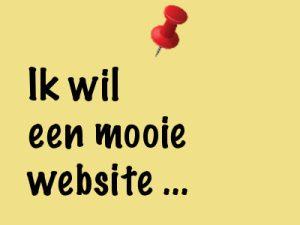 Felixa - Ik wil een mooie website