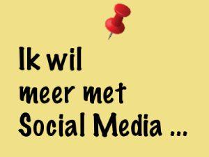Felixa - Ik wil meer met social media