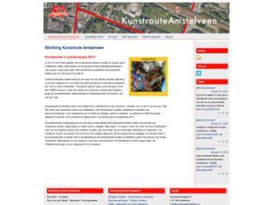 www.KunstrouteAmstelveen.nl-home